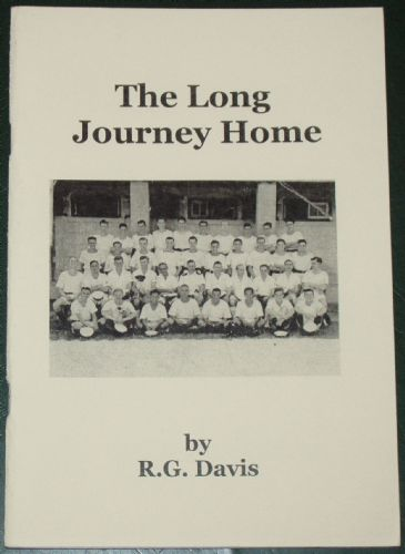 The Long Journey Home, by R.G. Davis